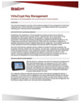Key Management Methods
